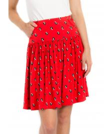 Blutsgeschwister Blutsgeschwister Rock Casual Everyday Bellster Skirt miss madison