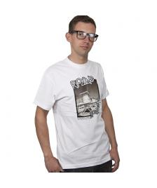 Ripzone Ripzone T-Shirt Beach Photo white