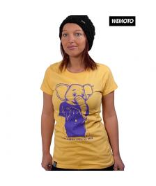 Wemoto Wemoto T-Shirt Hardly lemon