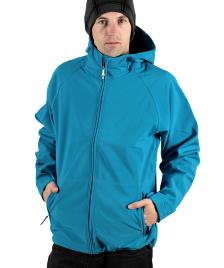 Ripzone Ripzone Softshell Jacke blau Rotation electric blue