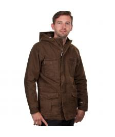 Record Record Jacke Becker Jacket brown