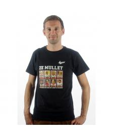 Kempt Kempt T-Shirt Ze Mullet black