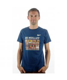 Kempt Kempt T-Shirt Ze Mullet navy