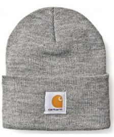 Carhartt WIP Carhartt WIP Mütze Acrylic Watch Hat Beanie grey heather