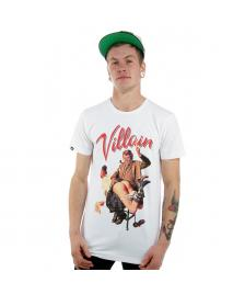 Space Monkeys Space Monkeys T-Shirt Villain Tee white