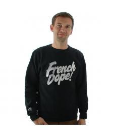 Space Monkeys Space Monkeys Pullover French Dope Sweater black