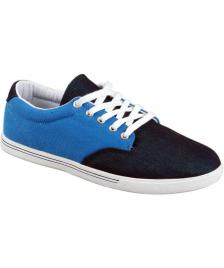 Globe Globe Sommer Schuhe Lighthouse Slim blue denim