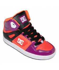 DC Shoes DC Kinder Schuhe Youth Rebound purple