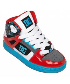 DC Shoes DC Kinderschuhe Youth Rebound SE black multi