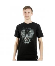Rook Rook T-Shirt Panther Tee black