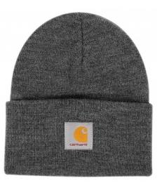 Carhartt WIP Carhartt WIP Mütze Acrylic Watch Hat Beanie dark grey heather
