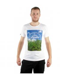 Space Monkeys Space Monkeys T-Shirt Paradise Tee white