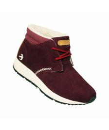 Brakeburn Brakeburn Schuhe Portmore Ladies Shoes burgundy