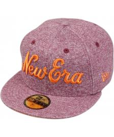 New Era New Era Cap Jersey Script NewEra purple orange