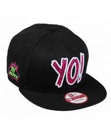 New Era New Era Cap Yo 9Fifty Yo! black pink