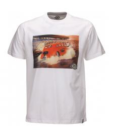 Dickies Dickies T-Shirt Hot Rod Smoke Tee white