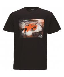 Dickies Dickies T-Shirt Hot Rod Smoke Tee black