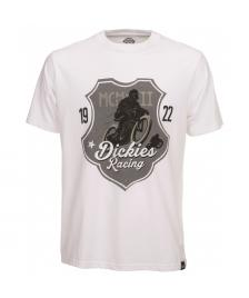Dickies Dickies T-Shirt Racing Tee white