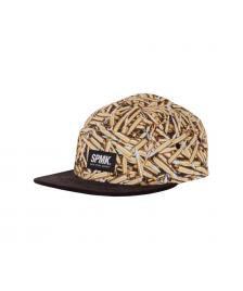 Space Monkeys Space Monkeys Cap Bullets 5-Panel Strapback Hat gold