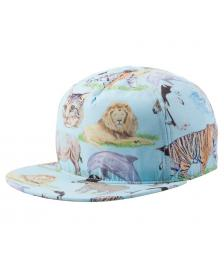Neff Neff Cap Colored Pencil Safari Deconstructed Snapback Hat sky
