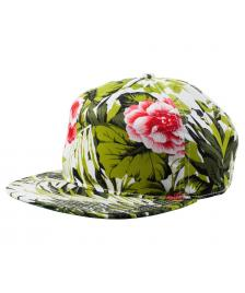 Neff Neff Cap Staycation Deconstructed Snapback Hat green