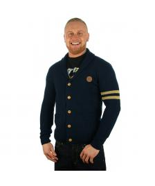 Rocawear Knit Cardigan new navy