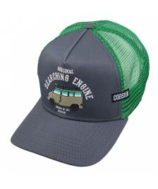 Coastal Coastal Cap HFT My Bus charcoal