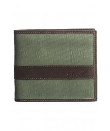 Reell Geldbeutel Reel Canvas Wallet olive