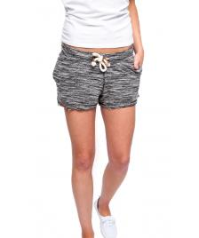 Shisha Shisha Shorts Womens Short Wodat black white