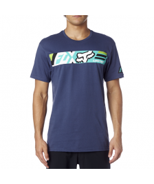 Fox FOX T-Shirt Transport Indigo
