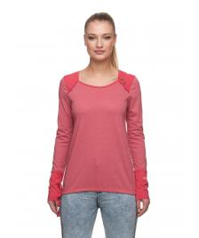 Ragwear Frauen Longsleeve Ragwear Mike Organic dusty rose