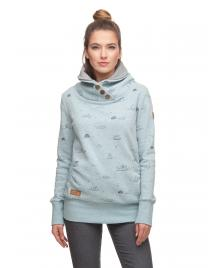 Ragwear Frauen Pullover Ragwear Angel dusty blue