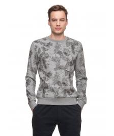 Ragwear Männer Pullover Ragwear Ramon Pines light grey