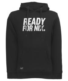 Aight Aight Kapuzenpullover Ready For Nix Bold Logo Hoody black