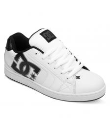 DC Shoes Männer Schuhe DC Shoes Net white battleship white
