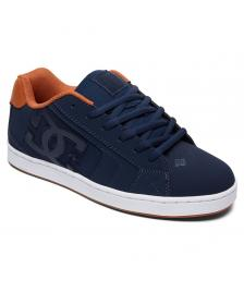 DC Shoes Männer Schuhe DC Shoes Net navy white