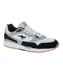 KangaROOS Männer Schuhe KangaROOS Ultimate Star OG black / semi grey