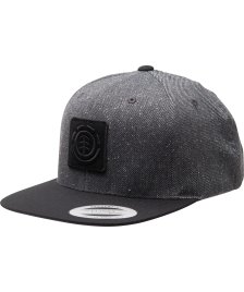 Element Snapback Cap Element United Cap C asphalt