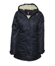Derbe Frauen Jacke Derbe Isola Winter navy