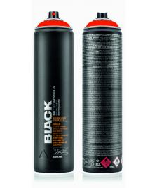 Montana Sprühdose Montana Black 600ml power red