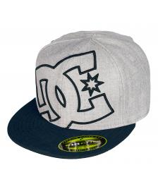 DC Shoes Kindercap DC Shoes Ya Heard Boy dark indigo grey heather