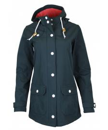 Derbe Frauen Jacke Derbe Peninsula navy rose