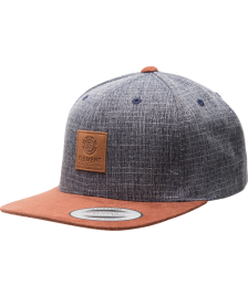 Element Snapback Cap Element State Cap II eclipse grid heather