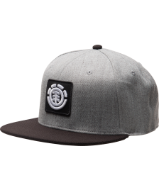 Element Snapback Cap Element United Cap B grey heather