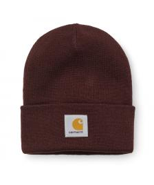 Carhartt WIP Mütze Carhartt WIP Short Watch Hat amarone