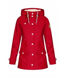 Derbe Frauen Jacke Derbe Peninsula Cozy chili pepper