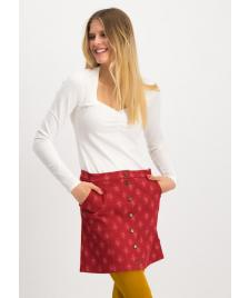 Blutsgeschwister Frauen Rock Blutsgeschwister dream a little skirt with me super romantic