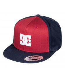 DC Shoes Kindercap DC Shoes Snappy Boy rio red