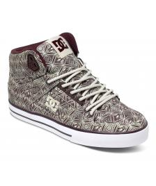 DC Shoes DC Schuhe Women's Spartan High WC SP maroon