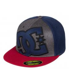 DC Shoes Flexfit Cap DC Shoes Ya Heard washed indigo
